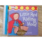 Little Red Riding Hood Interactive Storytime Board book 12 Pages - Turn the wheels - Slide the picture - Lift the Flap For Playtime Fun! ราคา 150