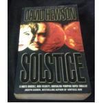 Solstice by David Hewson ราคา 150