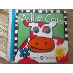 Millie Cow (Funny Faces/ Touch & Feel) board book 12 Pages ราคา 150