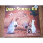 Bear Snores On by Karma Wilson, Jane Chapman (Illustrator) ราคา 95