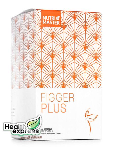 Nutri Master Figger Plus นูทรีมาสเตอร์ ฟิกเจอร์ พลัส บรรจุ 60 แคปซูล