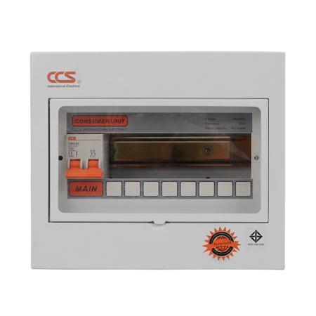 ตู้ไฟ 8 ช่อง CCS