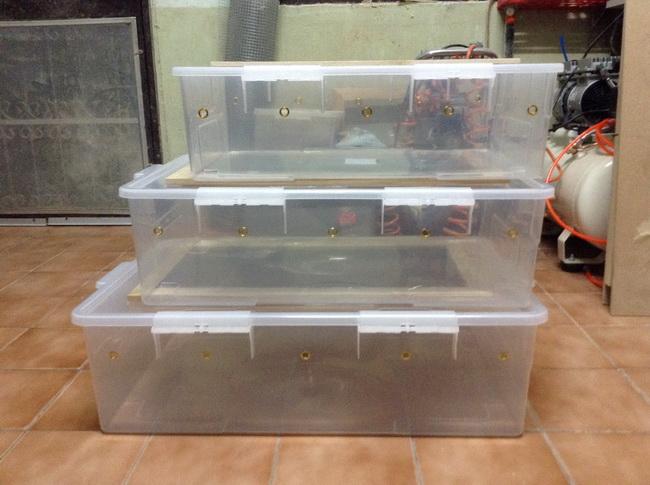 กล่องเลี้ยงสัตว์เลื้อยคลาน กล่องเลี้ยงงู
