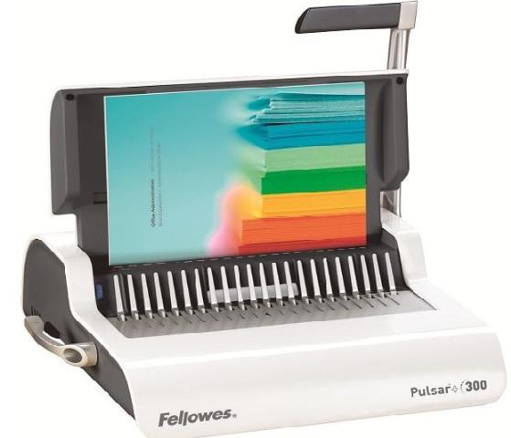 เครื่องเข้าเล่ม Fellowes รุ่น Pulsar + (พลูซ่า พลัส)