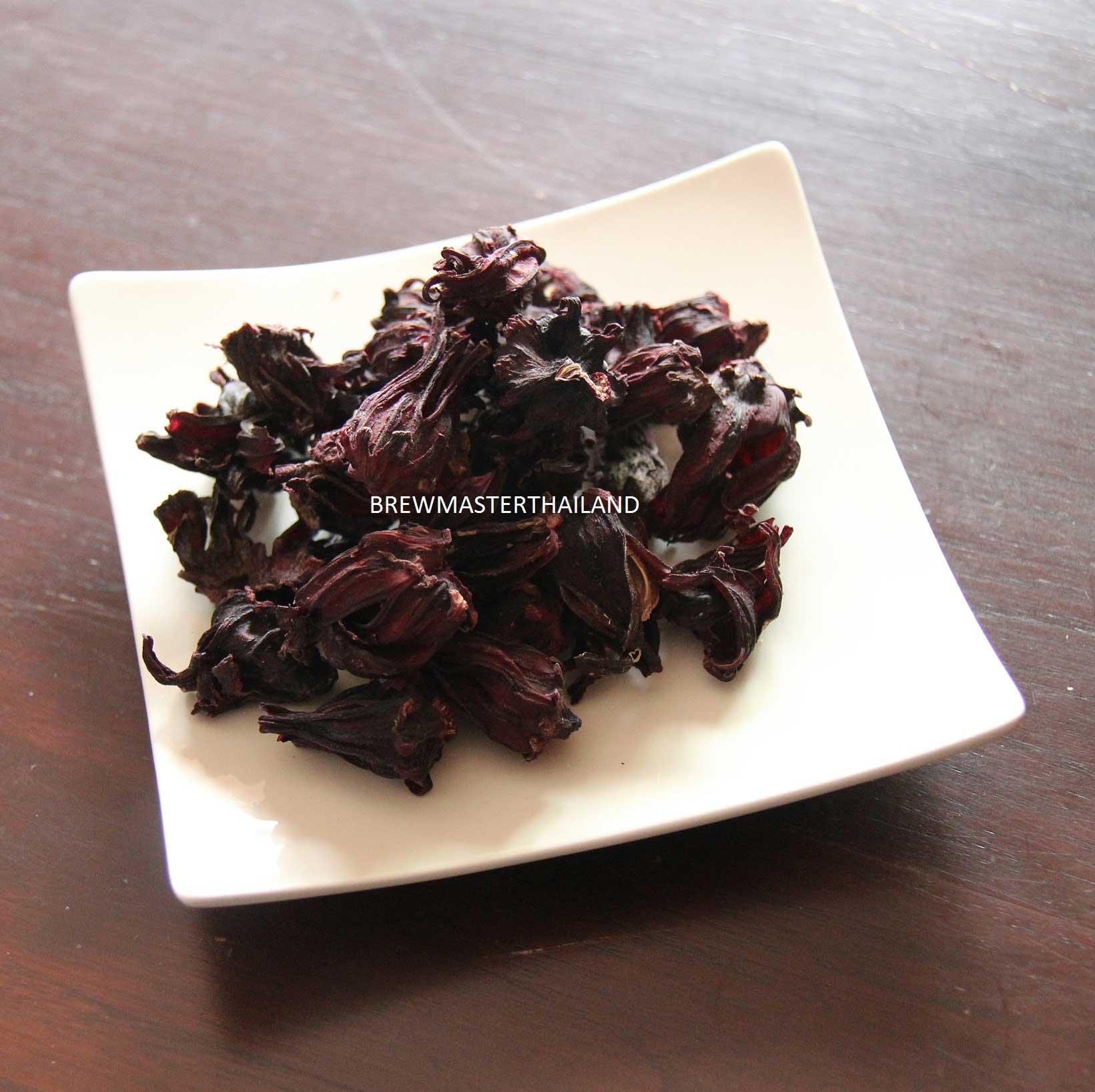 กระเจี๊ยบแห้ง - Dried Roselle (2 oz)