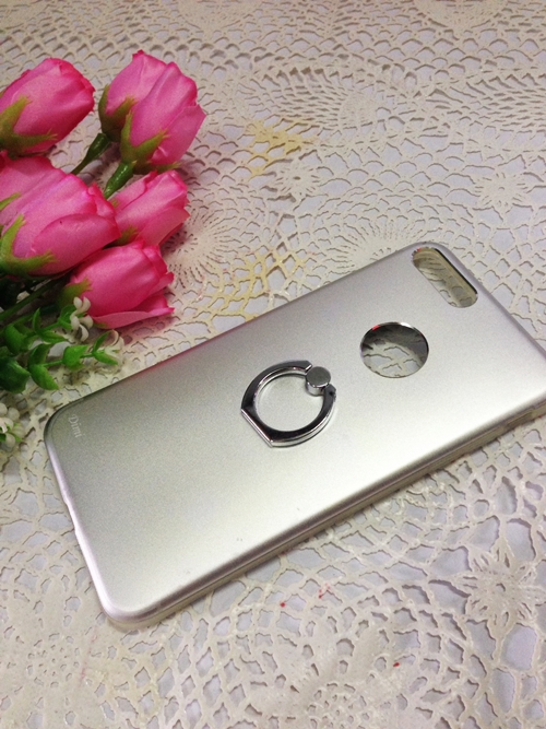 เคสไอโฟน 7 พลัส (iPone 7 plus) สีเงิน