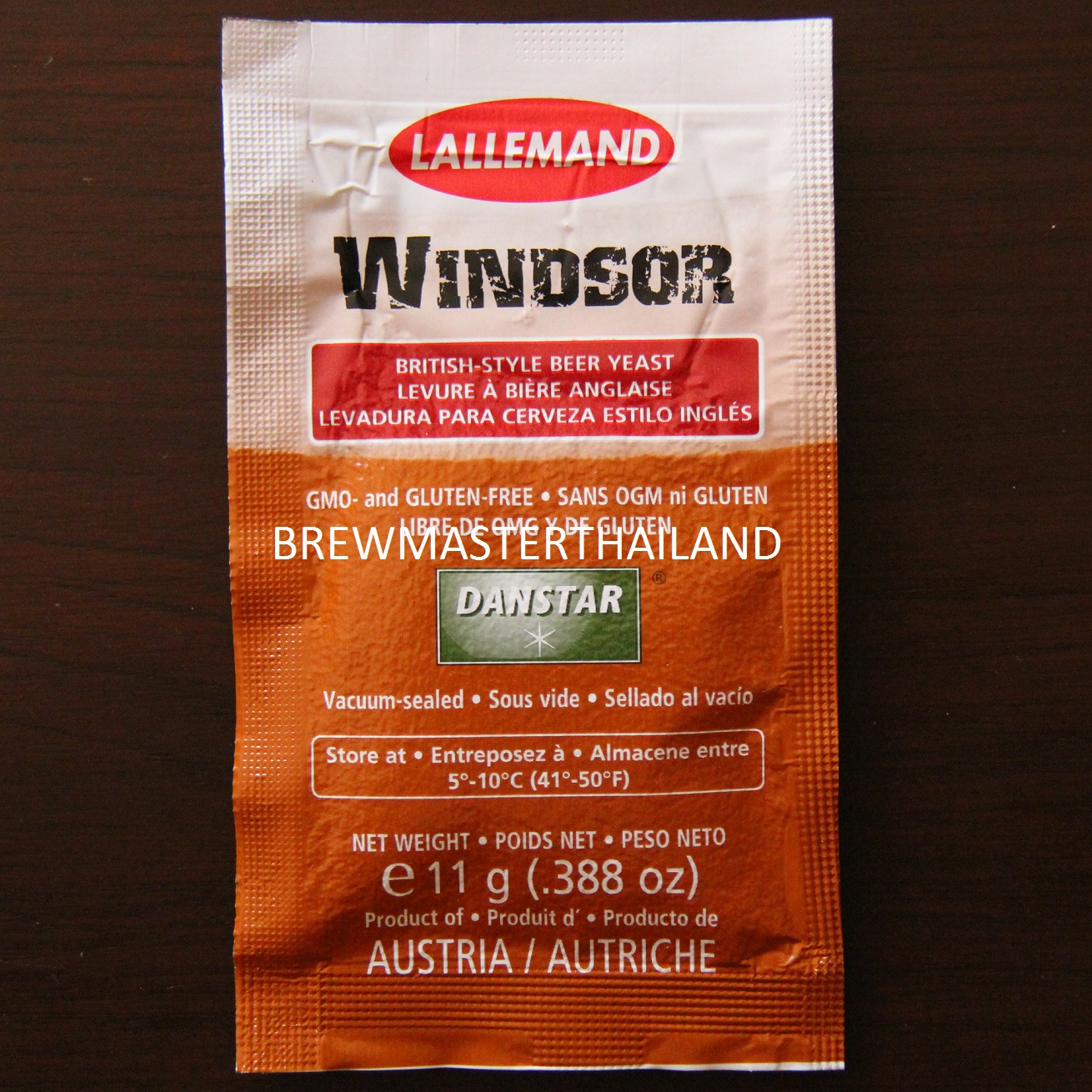Lallemand Danstar - WINDSOR English Ale Dry Yeast