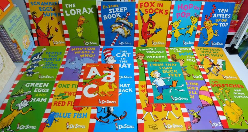 หนังสือเด็กภาษาอังกฤษมือหนึ่ง