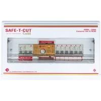 ตู้กันดู Safe-t-cut 6ช่อง 50A