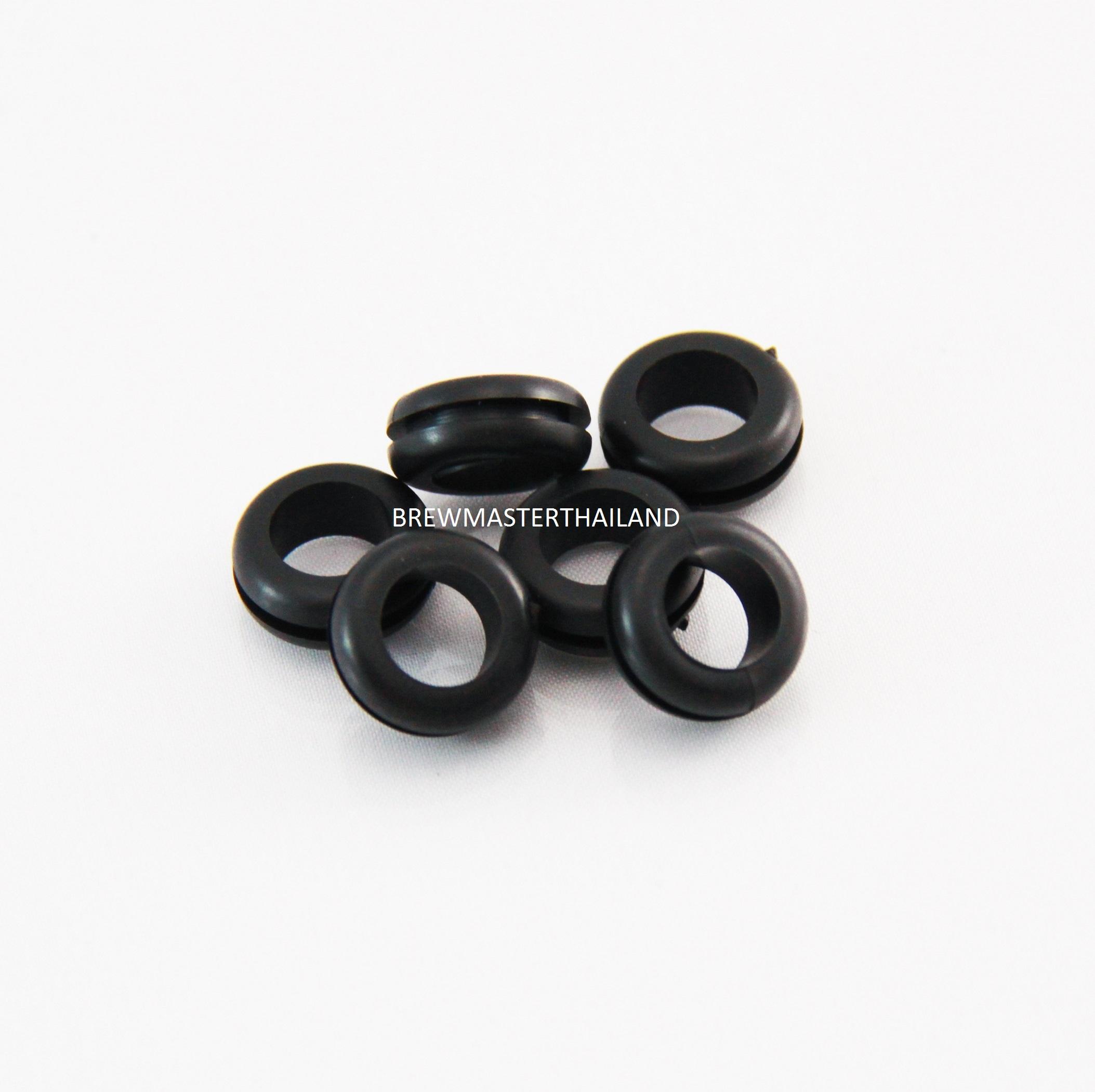 Rubber Grommet (1 pcs) - 3/8-inch (inner diameter)