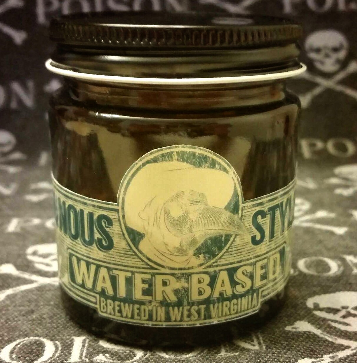 Ominous Style Co Unorthodox Water Based Pomade