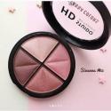 Sivanna Colors HD Studio All Naked อายแชโดว์ No.2 เนื้อสีแน่น