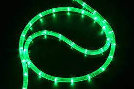 ไฟสายยาง ธรรมดา ยาว10ม. สีเขียว