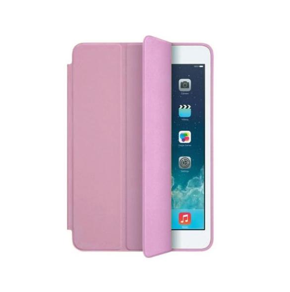 เคส iPad mini 1/2/3 ฝาพับเปิดได้หน้าวางสะดวก (สีชมพู)