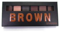 Sivanna Colors eyeshadow(เบอร์3)