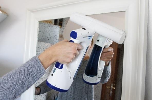 เครื่องทำความสะอาดกระจก Linea รุ่น WHL-106 Window Cleaner