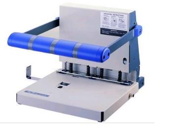เครื่องเจาะกระดาษ 3 รู รุ่น HP-3 (เจาะ 3 รู)