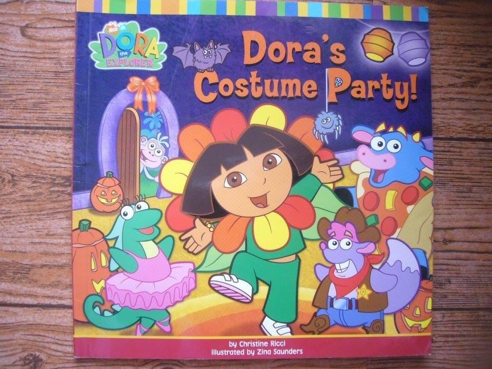 Dora's costume party! ราคา 95