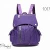 พร้อมส่ง กระเป๋าเป้ผู้หญิงสไตล์ญี่ปุ่น-1017 [สีม่วง]