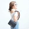 กระเป๋าสะพายแฟชั่น กระเป๋าสะพายข้างผู้หญิง Chanel Boy Classic 8 Inch [สีดำ]
