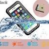 เคสกันน้ำ 100% สำหรับ iPhone5/5s (สีดำ)