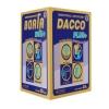 Dacco Plus+ ผงซักฟอกอุตสาหกรรมสูตรประหยัด บรรจุถุง 1 กก. จำนวน 22 ถุง/ลัง