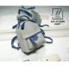 กระเป๋าสะพายเป้กระเป๋าถือ เป้แฟชั่นนำเข้าดีไซน์สุดน่ารัก AX-A12398-GRY [สีเทา]