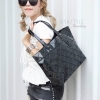 กระเป๋าสะพายแฟชั่น กระเป๋าสะพายข้างผู้หญิง Bao Bao 7*8 Logo [สีดำ]