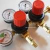 CO2 Regulator Dual Pressure Dual Gauge - Taprite (USA)