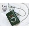 กระเป๋าสะพายกระเป๋าถือ แฟชั่นนำเข้าแบรนด์ BEIBAOBAO B10065-GRN (สีเขียว)