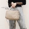 กระเป๋าสะพายแฟชั่น กระเป๋าสะพายข้างผู้หญิง Glow [สีครีม]