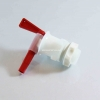 Plastic Bottling Spigot - RED