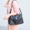 กระเป๋าสะพายแฟชั่น กระเป๋าสะพายข้างผู้หญิง LINDY (PU) [สีดำ]