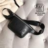 กระเป๋าแฟชั่นงานนำเข้าแบบคาดสุดฮิป MB18-01806-BLK (สีดำ)