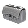กระเป๋าสะพายแฟชั่น กระเป๋าสะพายข้างผู้หญิง Mini Toy Classic [สีเทา]
