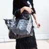 กระเป๋าสะพายแฟชั่น กระเป๋าสะพายข้างผู้หญิง Bao Bao Baral ทรงถัง [สีดำ ]