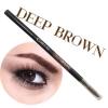 Cosluxe Slimbrow Pencil สี Deep Brown ดินสอเขียนคิ้ว สูตรกันน้ำ