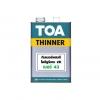 ทินเนอร์ TOA เบอร์ 43 สำหรับสีอะครีลิคโพลียูรีเทน 2 ส่วน