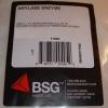 BSG - Amylase Enzyme Formula (4oz) - Resealable Zip Lock Foil Pack