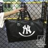 กระเป๋าสะพายกระเป๋าถือกระเป๋าเดินทาง Travel bag ไซส์ใหญ่ใส่ของจุ MB18-00909-BLK [สีดำ]