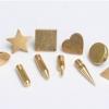 หัวทองเหลือง ของ เครื่องเขียนฟอยล์ Antex รุ่น Foil Master ( 1 ชุด 10 รูปแบบ)