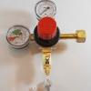 CO2 Regulator Single Pressure Dual Gauge - Taprite (USA)