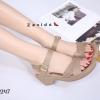 พร้อมส่ง รองเท้ารัดส้น เพื่อสุขภาพ 17-9247B4-CREAM [สีครีม]
