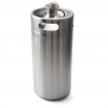 10L 304 Stainless Steel Mini Keg Growler ( New Condition)