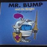 Mr.Bump and the knight ราคา 66