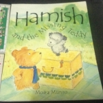 Hamish and the missing teddy ราคา 95