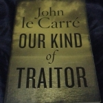 our kind of traitor by John le Carré ราคา 285
