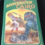 Mysterious Cairo (The Possibility Wars) by Greg Gorden ราคา 180