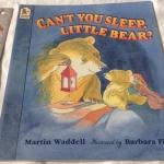 Can't You Sleep, Little Bear? by Martin Waddell, Barbara Firth (Illustrator) ราคา 95