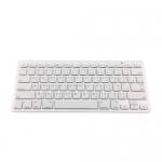 Wireless Keyboard สีขาว แป้นพิมพ์ไทย